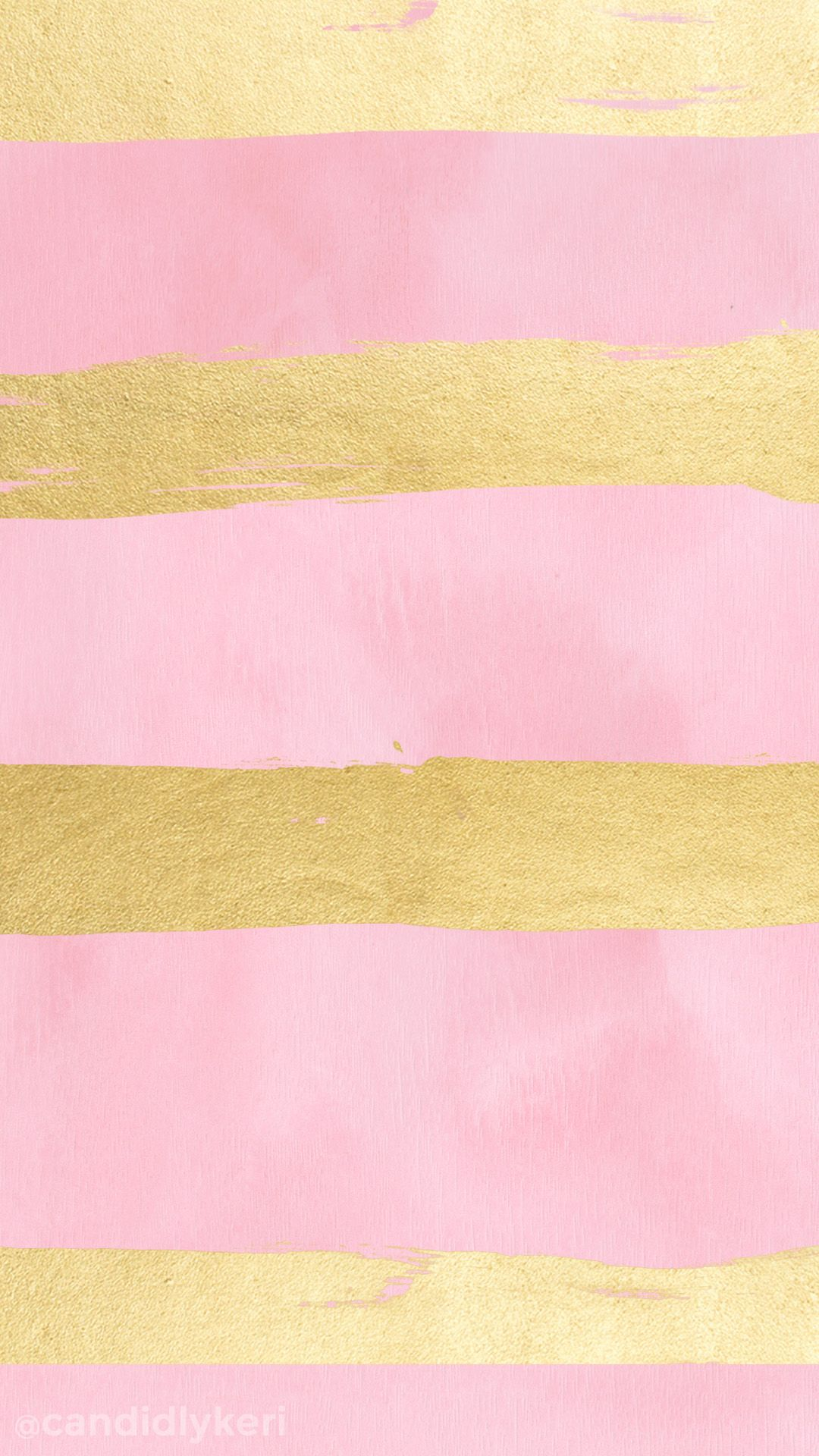 Pink and gold foil pattern background wallpaper you can