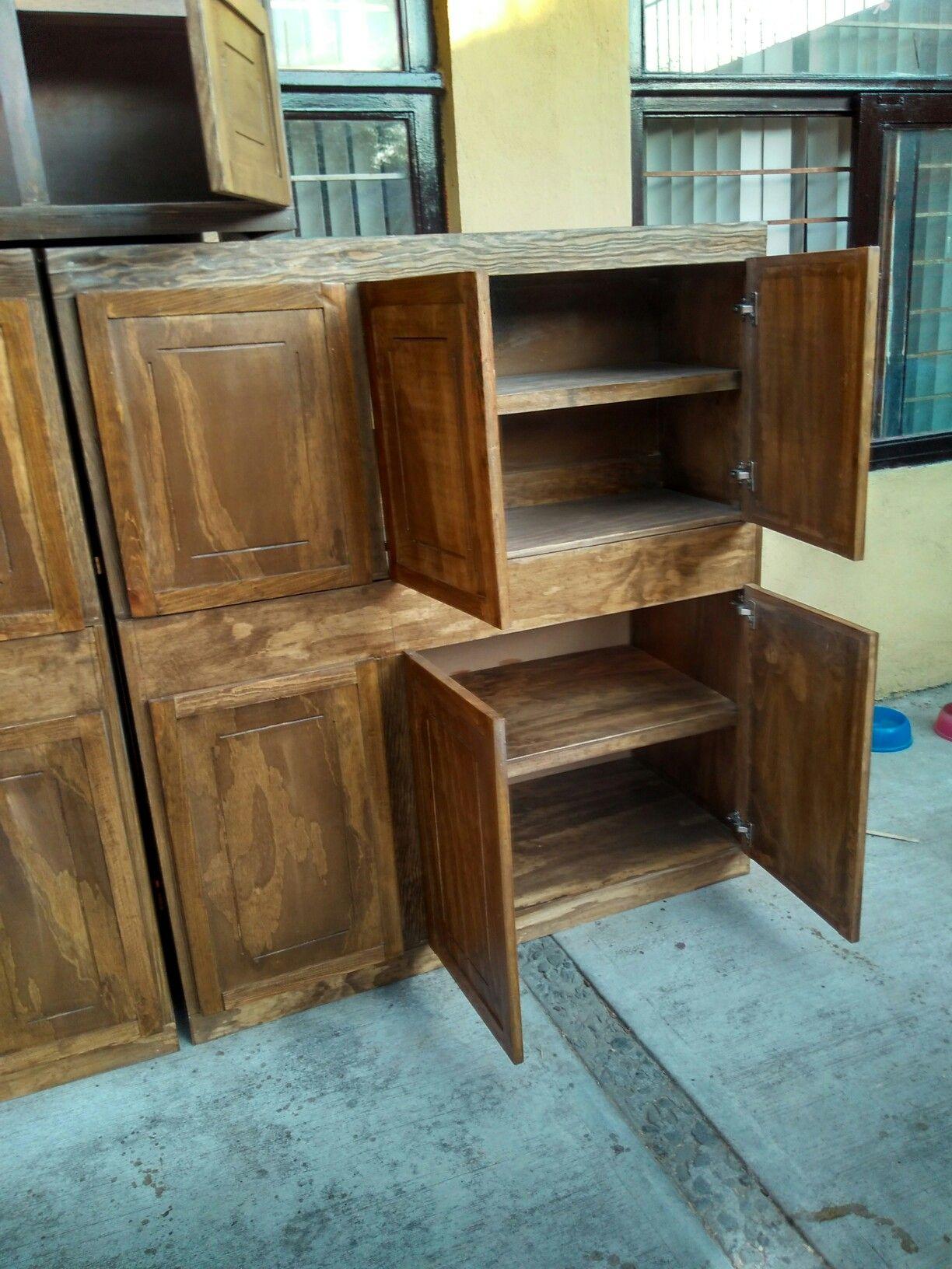 Muebles cocina rusticos | trabajos | Pinterest | Muebles de Cocina ...