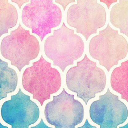 Watercolor Wallpaper By Obdulialimon We Heart It