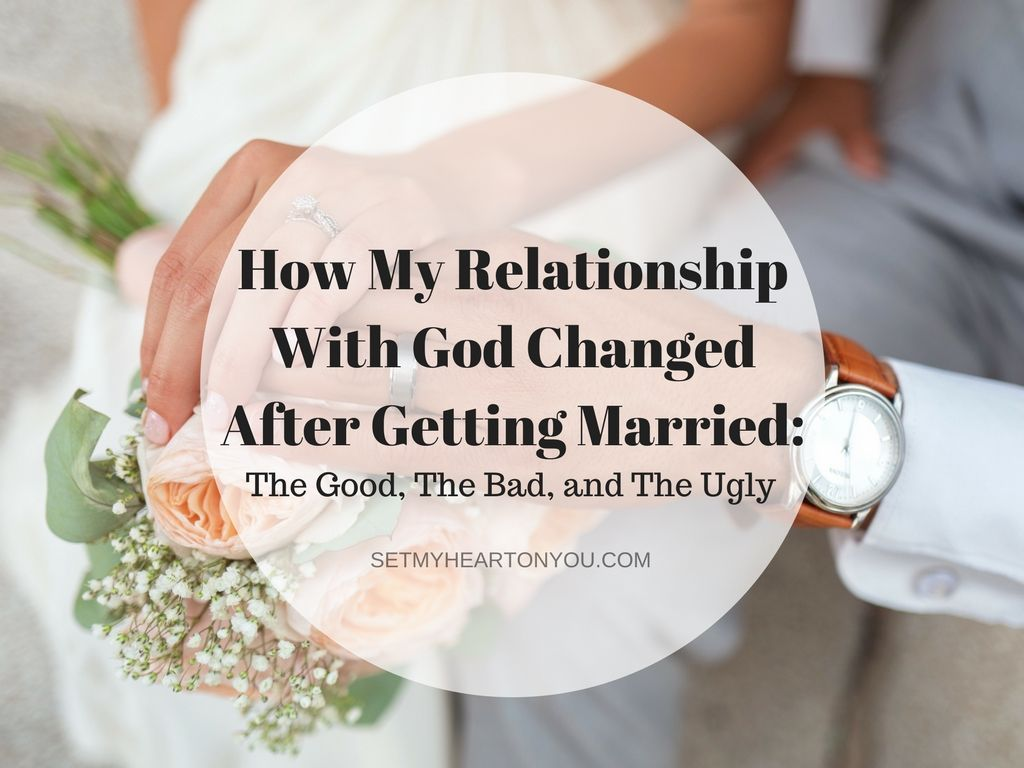 why do relationships change after marriage