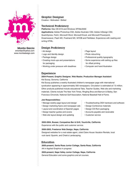 Attractive CV\/Resume Design Inspiration Biz Cards, Covers - best resume writing software