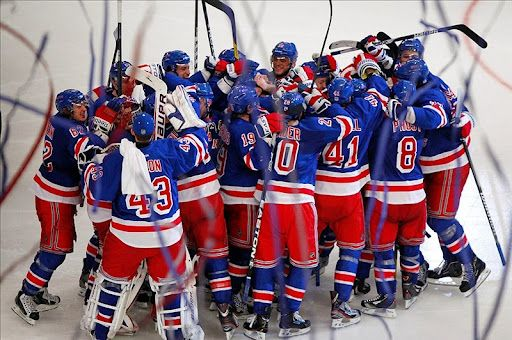 About Us New York Rangers Rangers Hockey Sport Hockey