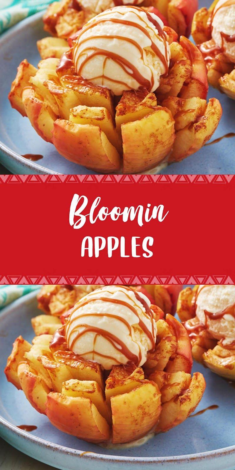 Bloomin apples dapur simbah in 2020 bloomin apple