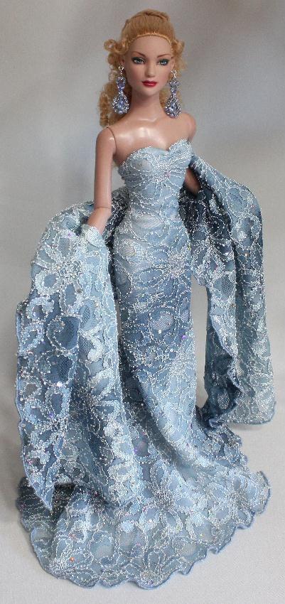 Fashion Tonner doll | Abbigliamento gotico | Pinterest | Barbie ...