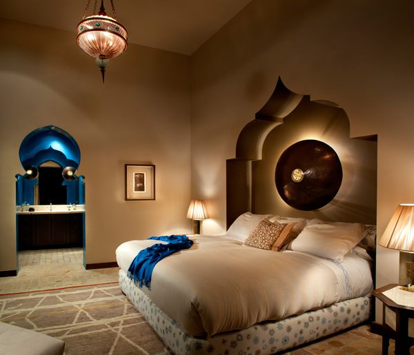 One Kindesign: Casbah Cove: Luxury Moroccan Riad In Palm Desert