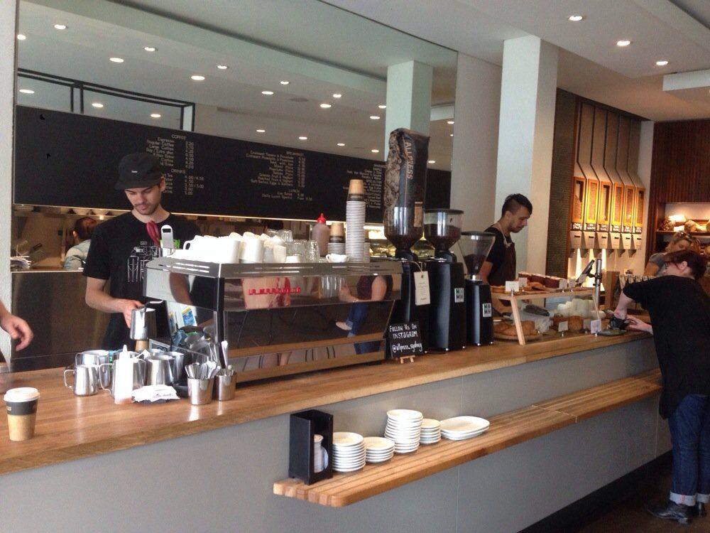 Allpress espresso photos coffee shop liquor