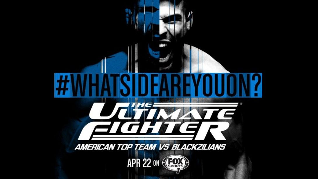 UFC Fighters Rashad Evans and Tyron Woodley Talk TUF 21