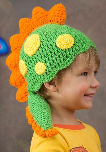 Crocheted dragon | Ideas for kids | Pinterest | Kleidung und Häkeln