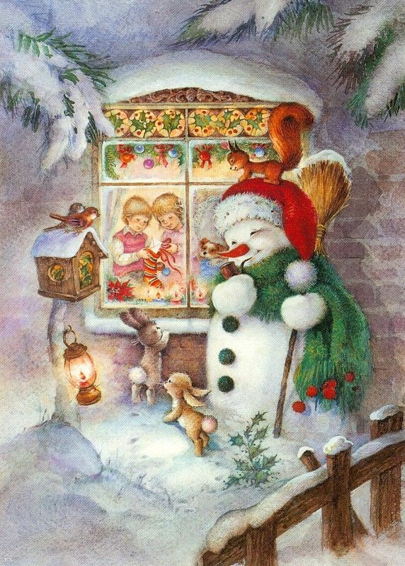 Cute christmas picture. Beautiful #christmas screen savers at www.fabuloussavers.com/christmasscreensavers3.shtml Thank you for viewing!