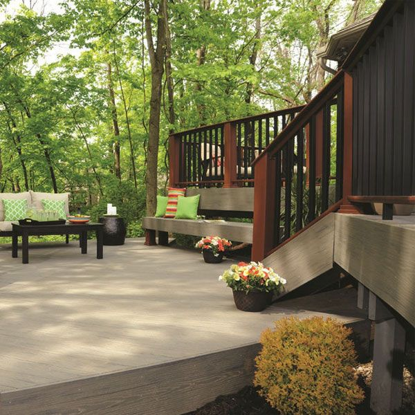 Check out the TimberTech AZEK deck railing photo gallery ...