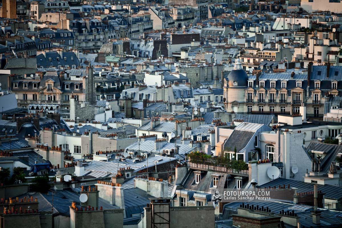 Recorre París con Woody Allen