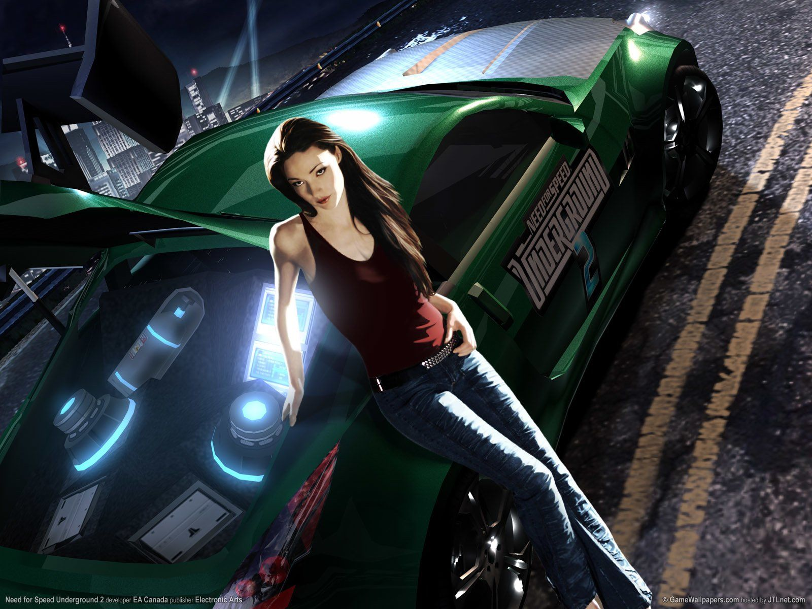 6 Need For Speed Underground 2 Papeis De Parede Hd Planos De