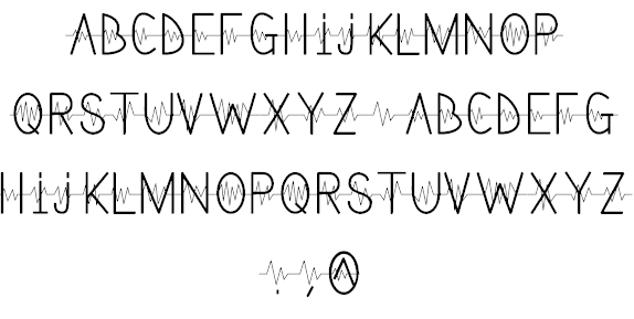 Lifeline Font Fonts To Downoad Fonts Calligraphy