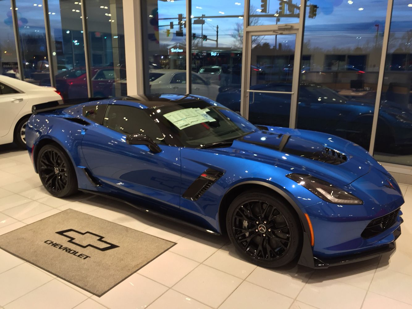 Laguna Blue Z06 Corvette Sports Cars Luxury Used Luxury Cars Cars