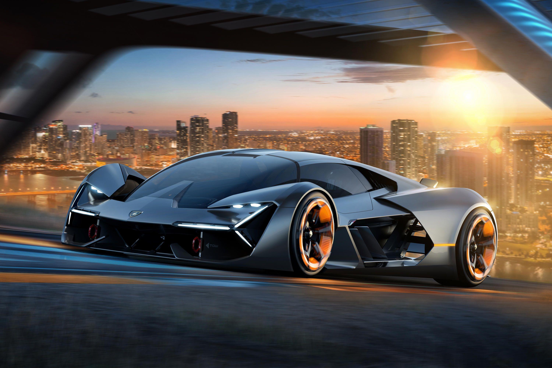 Lamborghini Terzo Millennio Is A Self Healing Supercar From The