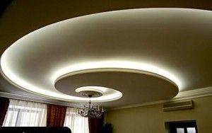 Captivating Home: Fall Ceiling Designs For Living Room | Home Inspiration