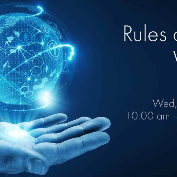 Rules Of Origin With Mette Azzam Webinar 2 Custom Organizers Online Organization Online Learning