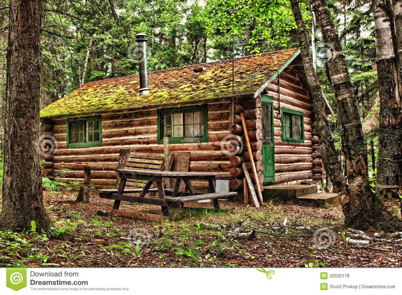 Rustic Log Cabins