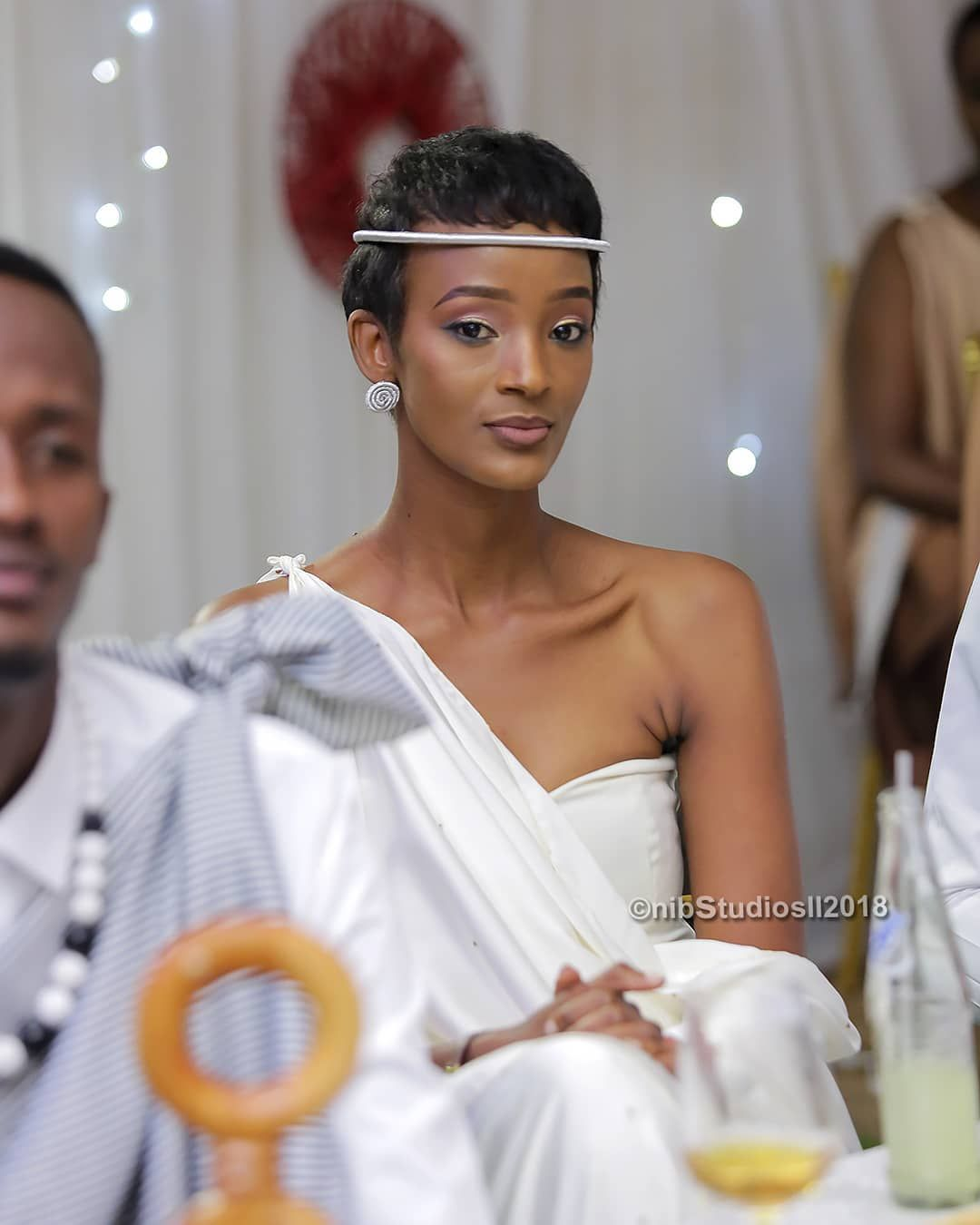 Wedding Hairstyles In Uganda: #Weddingbridesmaids #Rwandaweddings Makeu In 2019