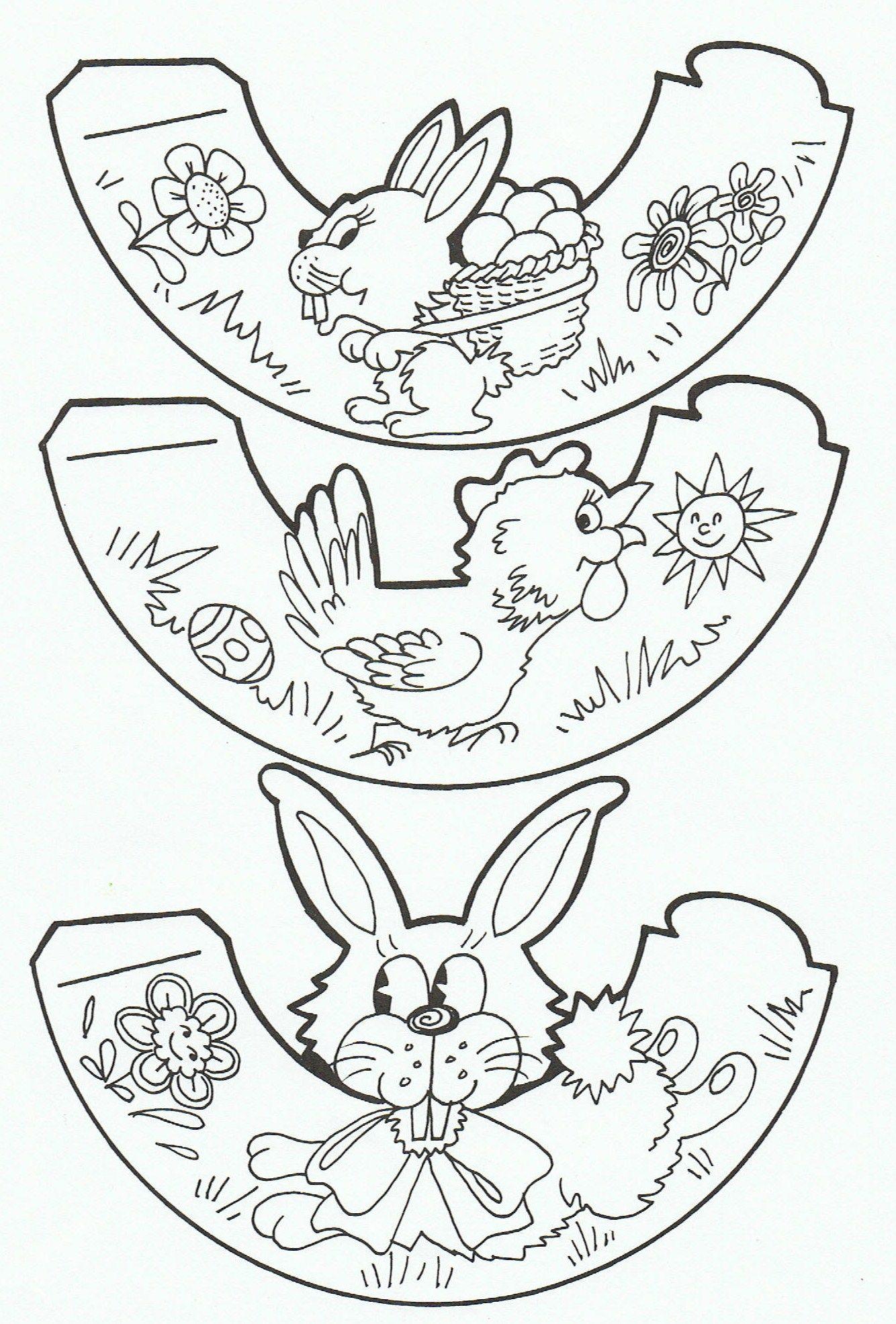 Pin de Priska en Easter | Pinterest | Molde, Primavera y Escolares