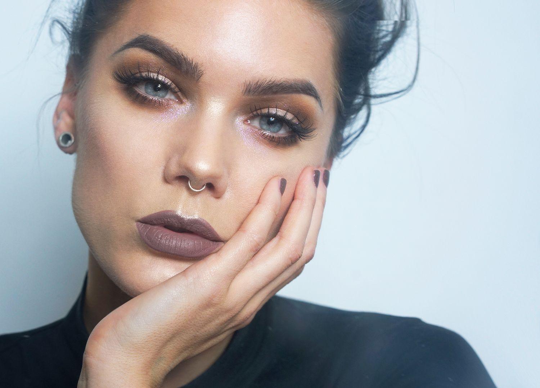 【ρinterest: ⚜ LizSanez✫☽】     //♡ Linda Hallberg Makeup - 22 sept