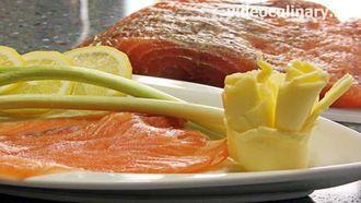 Засолка лососёвых рыб рецепт от Видеокулинария.рф