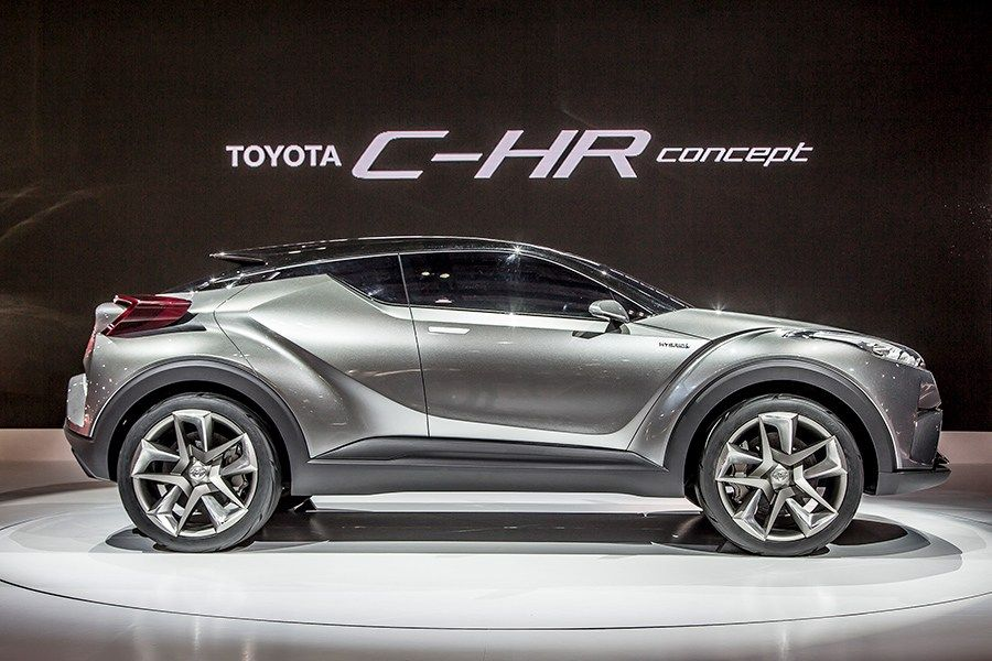 2019 toyota chr hybrid review and concept stuff to buy pinterest carro deportivos coches. Black Bedroom Furniture Sets. Home Design Ideas