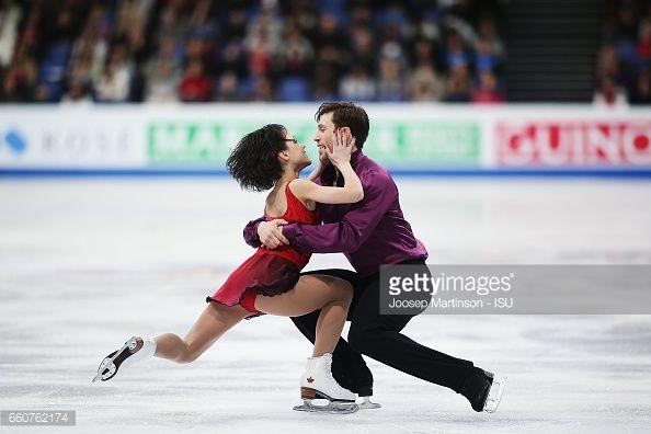 Liubov Ilyushechkina and Dylan Moscovitch of...