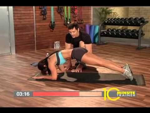 10 minute workouts abs ripper with images  10 minute