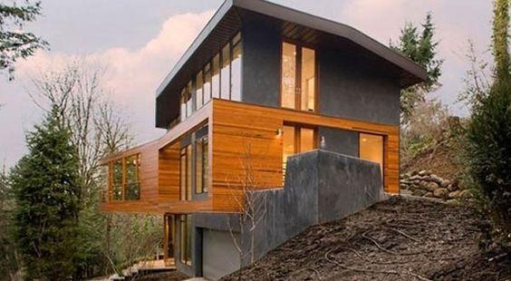 Hoke House La Vivienda De La Saga Crepúsculo Casa De Arquitectura Casas Casa Crepúsculo