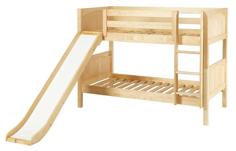 Bunk Bed With Slide Bed With Slide Bunk Beds