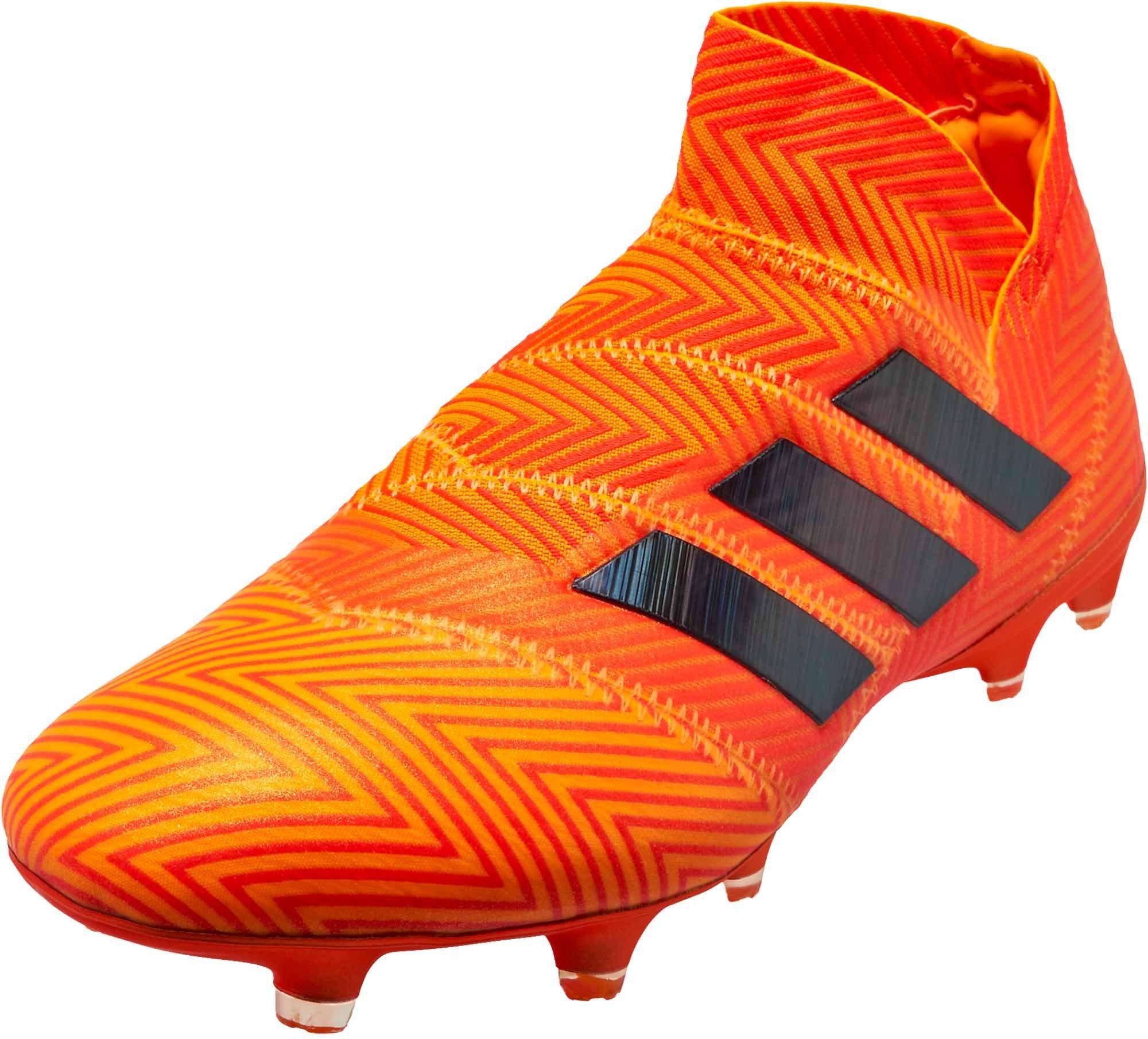 46f0493268503 Energy Mode pack adidas Nemeziz 18+ Hot at www.soccerpro.com Tacos De