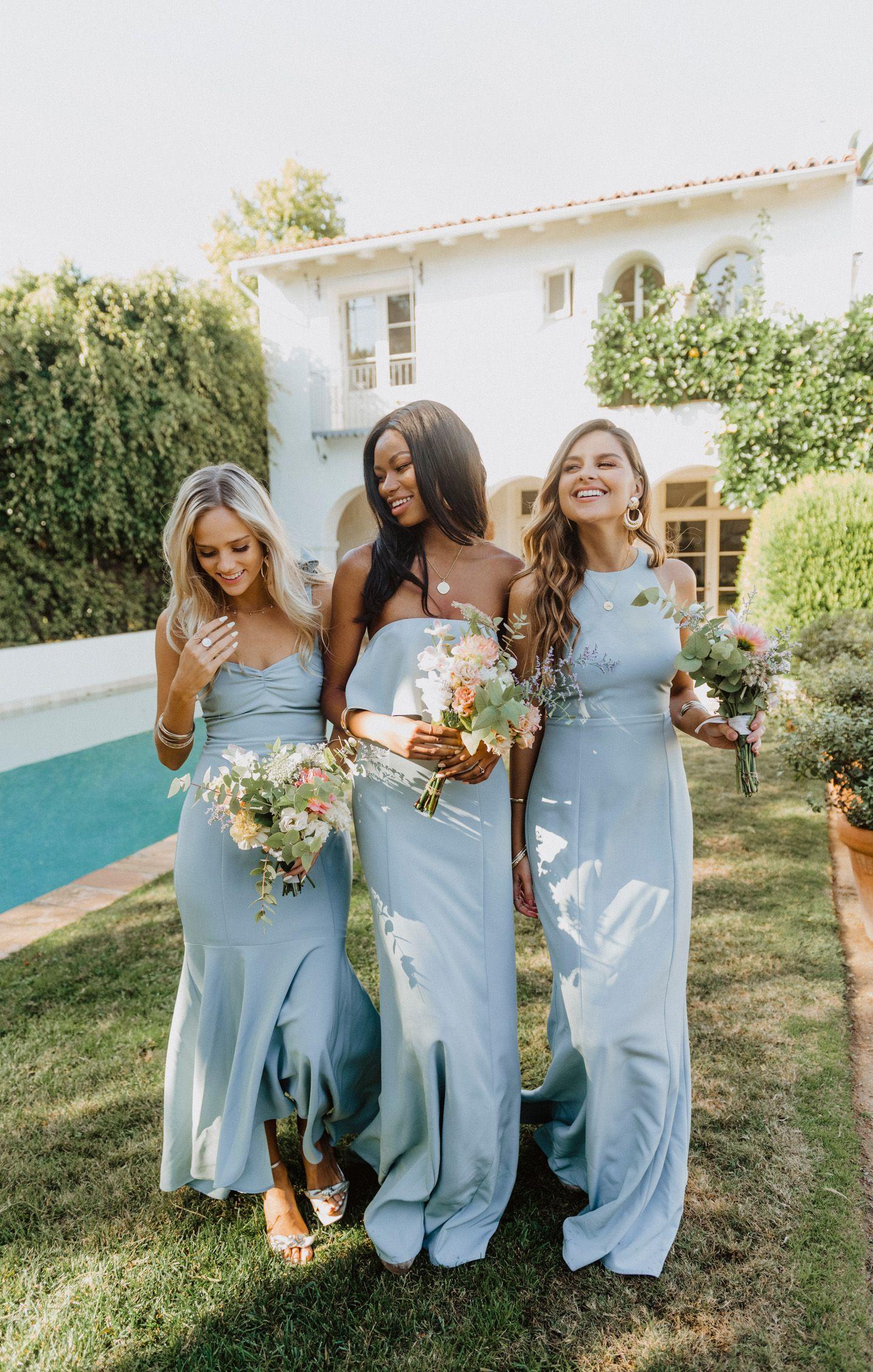 Show Me Your Mumu Mumu Weddings Spring Bridal 2020 In 2020 Boho Style Wedding Wedding Guest Looks Bridesmaid