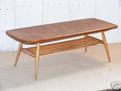 Ercol Coffee Table Vintage Gallery Table Design Ideas
