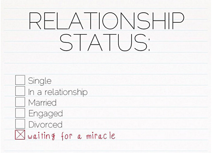Waiting For A Miracle Quotes Relationships Quote Relationship Quote