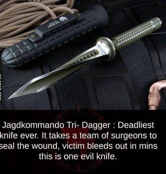 Strange weapons jagdkommando deadly knife victim bleeds out strange weapons jagdkommando deadly knife victim bleeds out before surgeon can fix altavistaventures Images