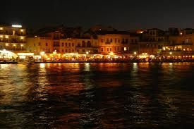 habour of chania