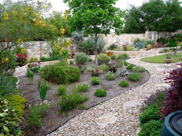 Garden Decoration With Stones 60 Great Ideas To Enhance Outdoor Space