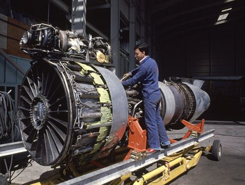 Aerospace Engineering And Aircraft Maintenance Engineer Job