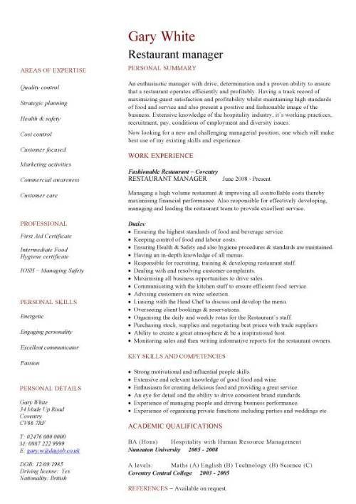 Free Managing Editor Resume Sample \u2014 WPDevil