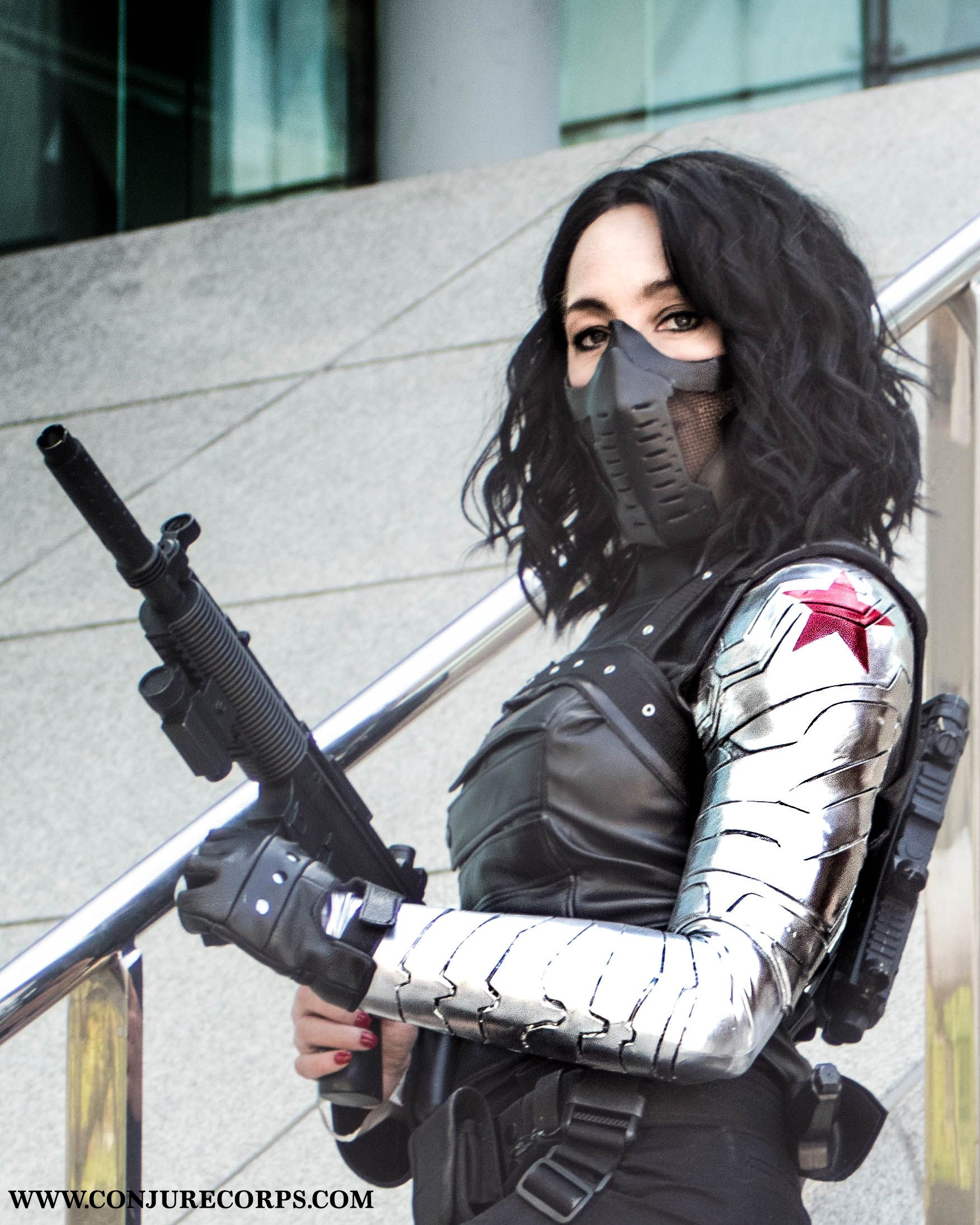 New and Improved Winter Soldier Arm More aa08e627fc08