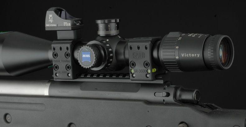 Long Range Amp Short Range Hunting Scope Combo Setup