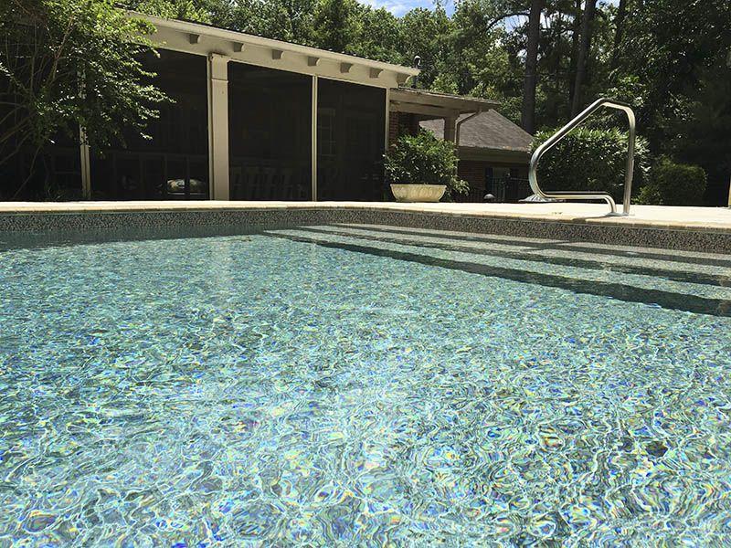 shoal creek pool in 2019 pool liners vinyl pool pool safety covers rh pinterest com