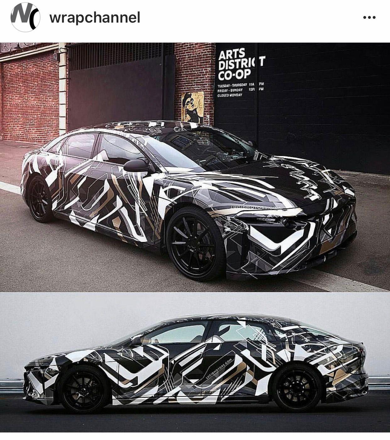 Car sticker design pinterest - Auto Design