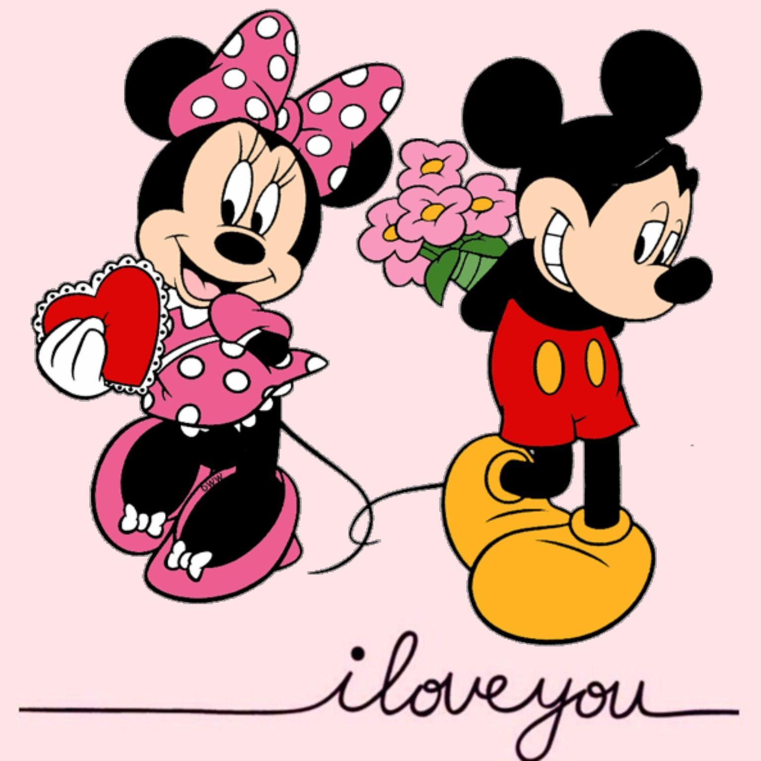 disney valentine clip art - 736×736