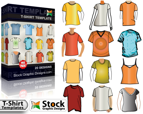 Download A Collection Of 10 Best T Shirt Design Mockup Templates Brand Glow Up Shirt Template Vector Free Best T Shirt Designs