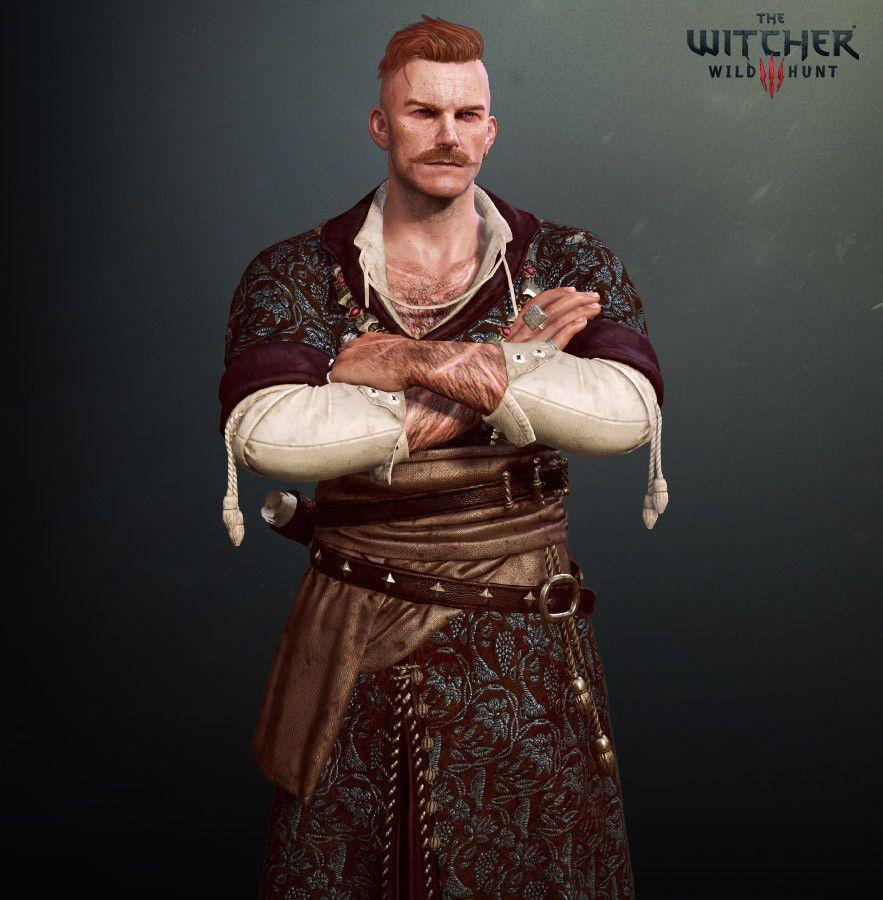 Olgierd Witcher 3 Hearts Of Stone Ovidiu Voica Witcher 3 The Witcher Game Hearts Of Stone
