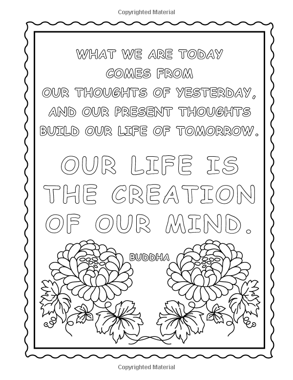 Amazon Com Being In The Now Coloring Book Revised Us Edition 50 Mindfulness Quotes C Coloring Pages Inspirational Love Coloring Pages Quote Coloring Pages