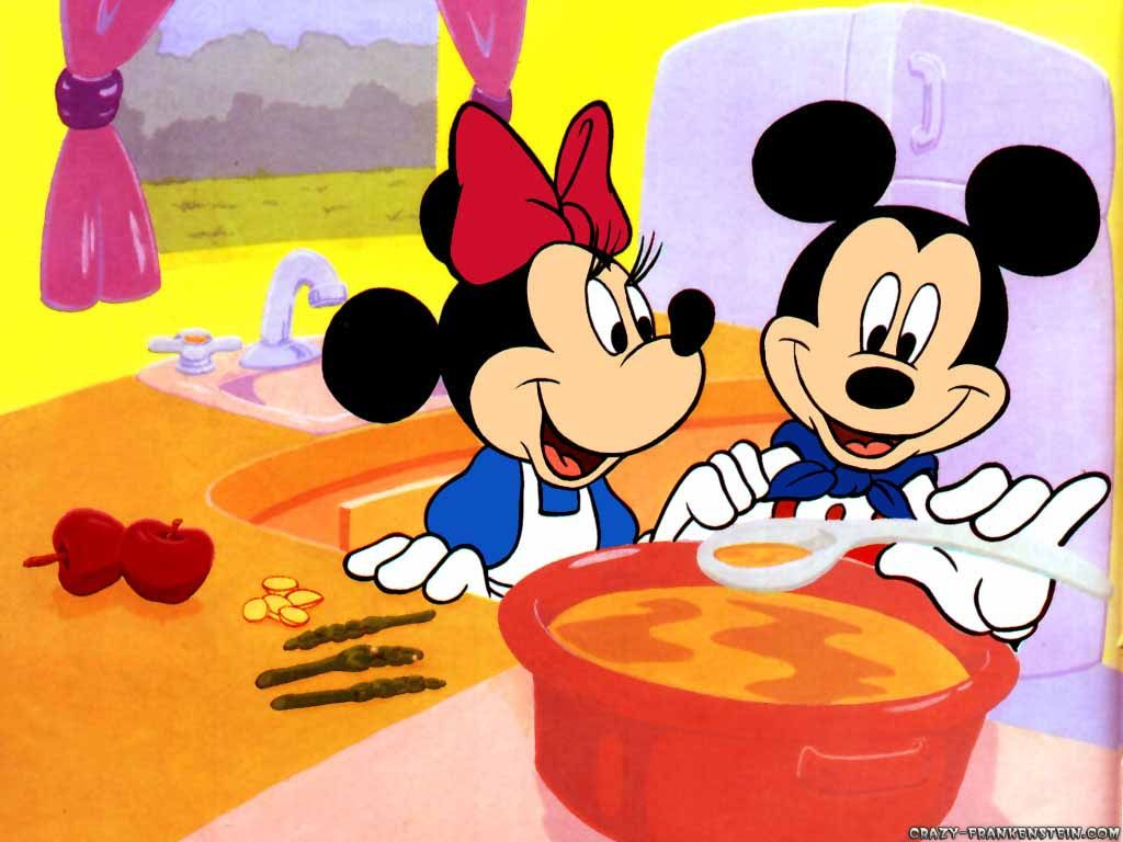 Mickey Mouse And Minnie Mouse Tumblr Quotesbest Cartoon