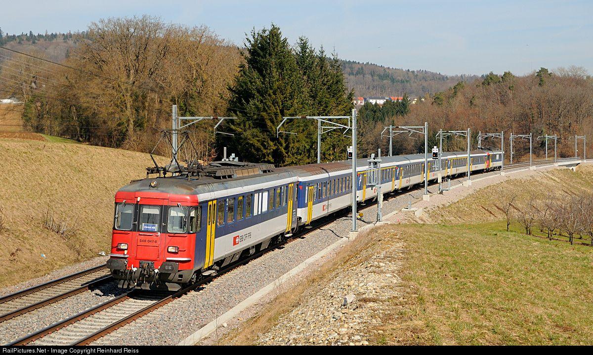 540 047 SBB RBe 44 at Jestetten